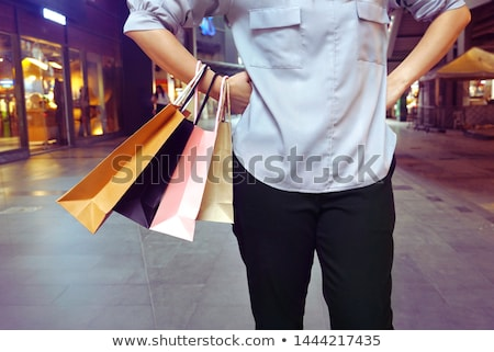 Shopping therapy. Stock photo © Fisher