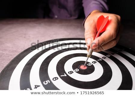 Identify Your Target Market - Business Concept. Stock photo © tashatuvango