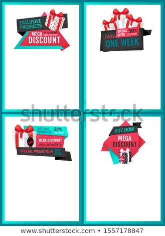 Super Offer, Best Choice 50 Percent Off Reduced Stock photo © robuart