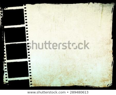 Great Film Strip For Textures ストックフォト © ilolab