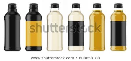 Metal parafuso vidro garrafas escuro Foto stock © lichtmeister
