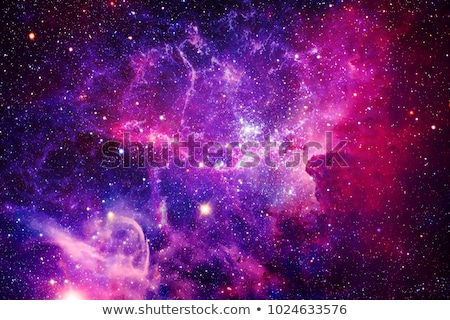 Bursting galaxy. Abstract space. Elements of this image furnished by NASA Stock photo © NASA_images
