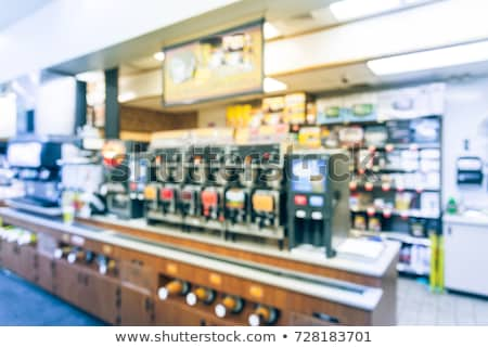 coffee station items stock photo © 808isgreat
