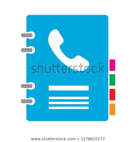 Telefon Cursor weiß Büro Telefon Schule Stock foto © pkdinkar