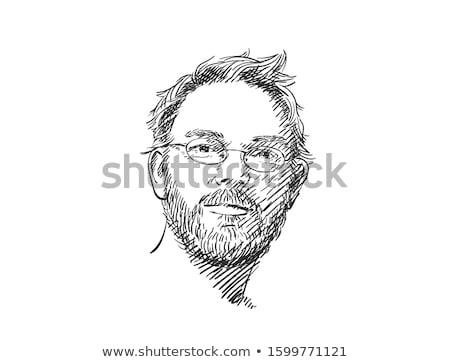 человека · очки · стороны · бизнеса · служба · глазах - Сток-фото © photography33