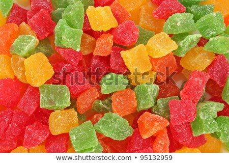 Fruit candy multi-colored all sorts, a background Stock photo © ozaiachin