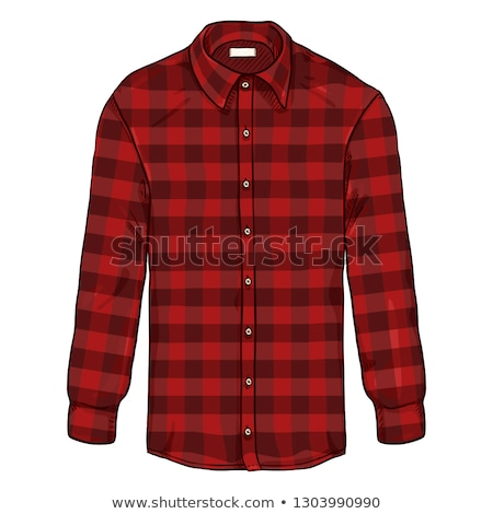 Photo stock: Checkered Shirt