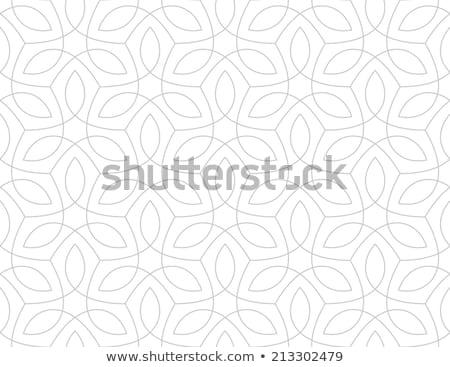 Netting seamless pattern Stock photo © Lemuana
