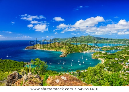 antigua and barbuda stock photo © idesign