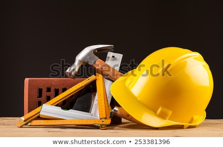 Bored builder Stock photo © photography33