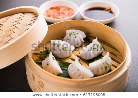 asian dim sum Stock photo © yuliang11