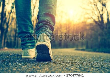 Walking Path Stock photo © ArenaCreative