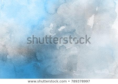 Kék szürke grunge sablon űr szöveg Stock fotó © maxmitzu