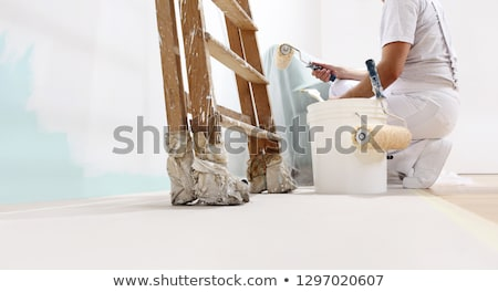 working painter Stock photo © uatp1