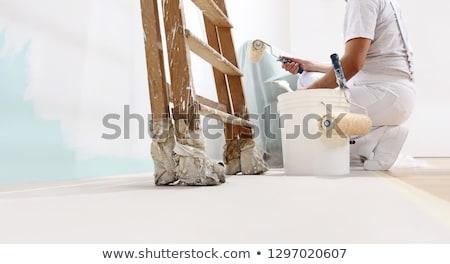 working painter stock photo © uatp1
