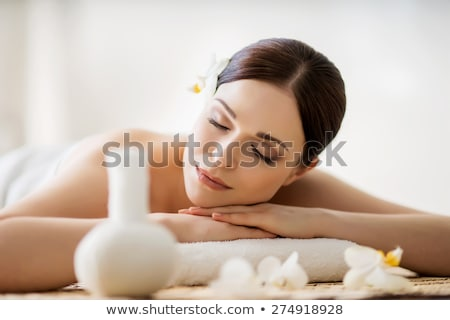 Traditional Aroma Therapy And Beauty Treatments Stock photo © dash