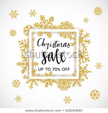 エンドレス · クリスマス · テンプレート · パターン - ストックフォト © beholdereye