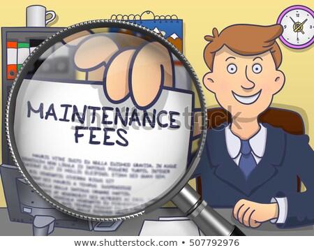 manutenção · reparar · eletrônica · metal · comunicação - foto stock © tashatuvango