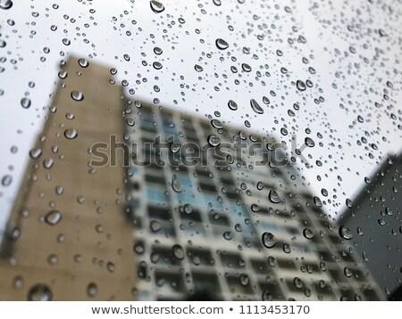 Okno mały niebo Zdjęcia stock © mpessaris