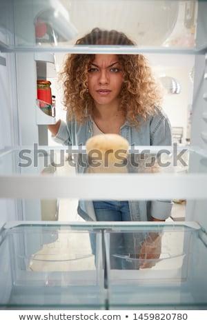 Mini Kühlschrank Mit Scheibe : Kühlschrank stock fotos stock bilder und vektoren seite