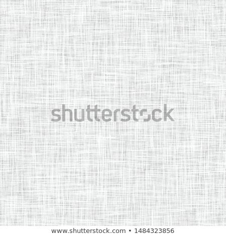 Trykotowy biały bezszwowy wektora wzór geometryczny Zdjęcia stock © yopixart