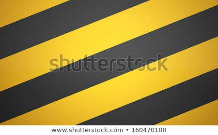 Road barriers and signs pattern Stock photo © netkov1