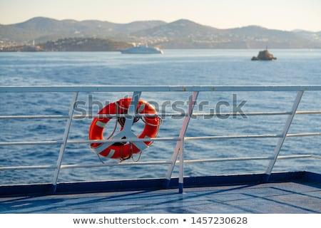 Pont boei middellandse zee zee Spanje Stockfoto © lunamarina