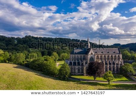 интерьер · паломничество · Церкви · Германия · небе · путешествия - Сток-фото © borisb17