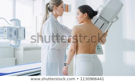 Arts kanker vrouwen digitale composiet gelukkig natuur Stockfoto © wavebreak_media