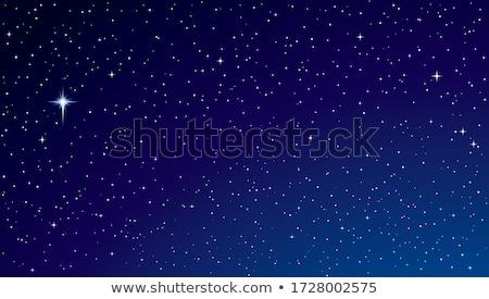 Belo nebulosa misterioso universo brilhante estrelas Foto stock © NASA_images