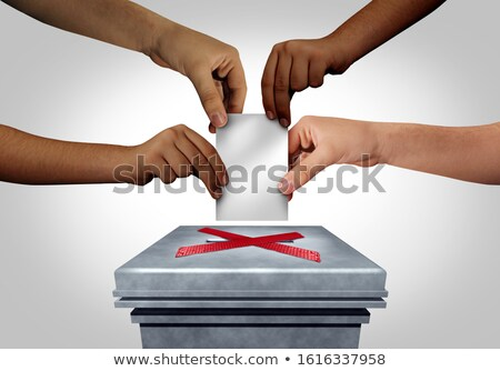 Election Voter Suppression Stock photo © Lightsource