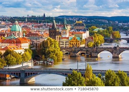 Prague. View from Hradcany Stock photo © photocreo