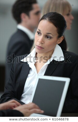 portrait of a young metis businesswoman stock photo © photography33