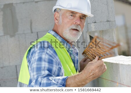 Horrified manual worker Stock photo © photography33