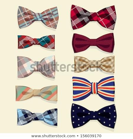 carnival bow tie Stock photo © prill