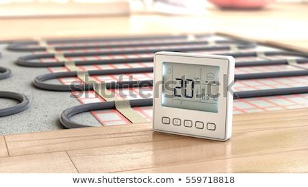 underfloor heating stock photo © stocksnapper