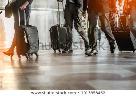 Business traveling international Stock photo © Lightsource