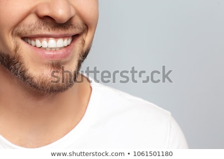 dental hygiene perfect smile Stock photo © juniart