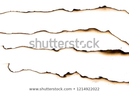 Burnt Paper Edges Stock photo © THP