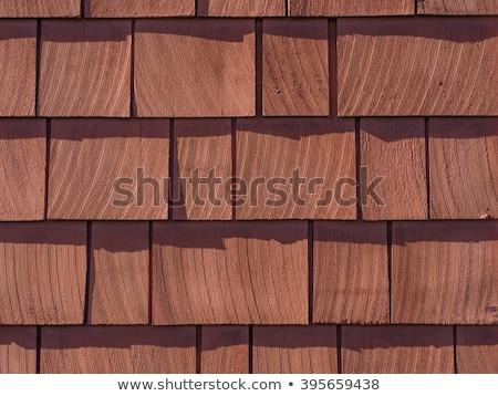 Stockfoto: Rood · gebeitst · muur · textuur · witte · verouderd