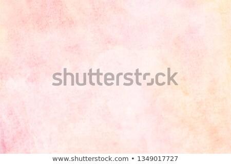Rosy Rose Red perle fiori primavera amore Foto d'archivio © Nelosa