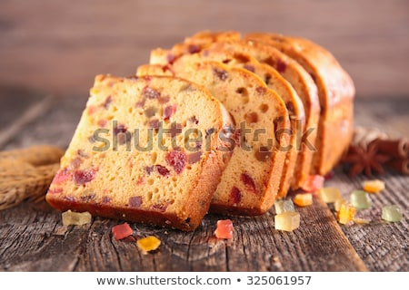 fruit cake stock photo © yelenayemchuk