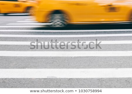 Abstract Taxi Cab Stock photo © ArenaCreative