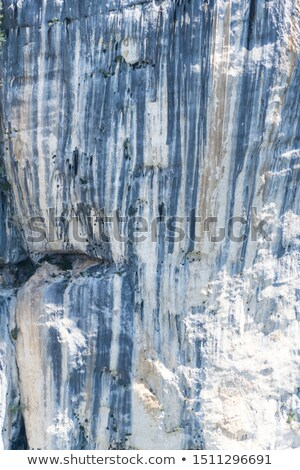 Light blue textured background with marks of erosion in the middle Stock photo © hd_premium_shots