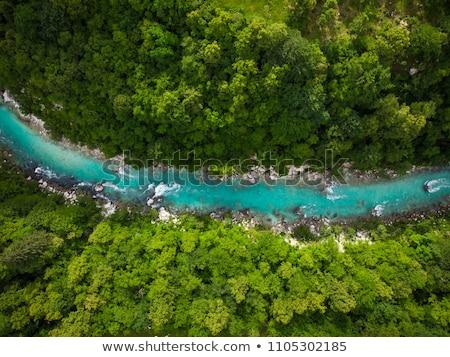 view of gorge stock photo © oleksandro