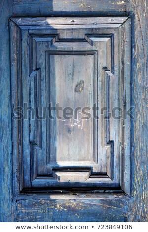 vieux · résumé · Italie · mur · cloche - photo stock © lkpro