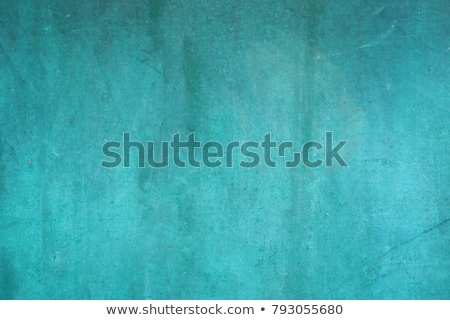 patina blue stock photo © fotoyou