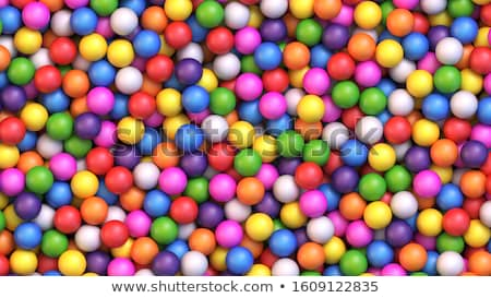 Gumballs Stock photo © kitch