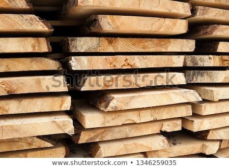 Természetes fenyőfa deszkák textúra fal terv Stock fotó © zeffss