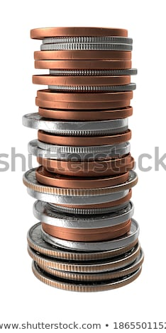 Mixed Coins  Stock photo © tab62
